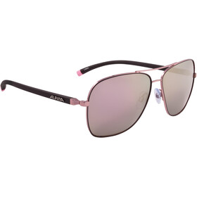 Alpina Limio Gafas, rose-black